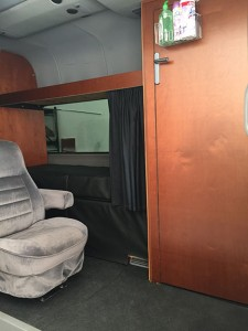 Drivers Bunk