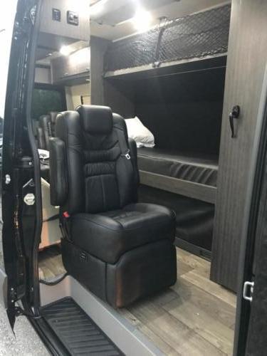 Long Distance Medical Transport  Interior